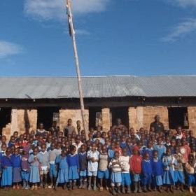 World Challenge Kenya 2018 Ria Faichen