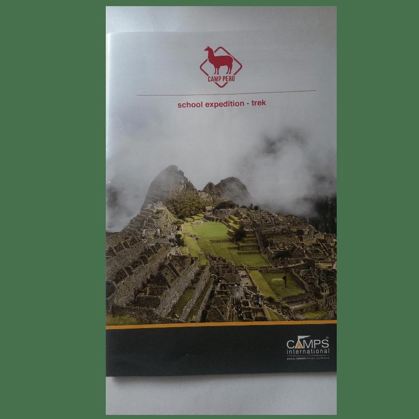 Camps International Peru 2018 - Jakob McCarthy-Messenger