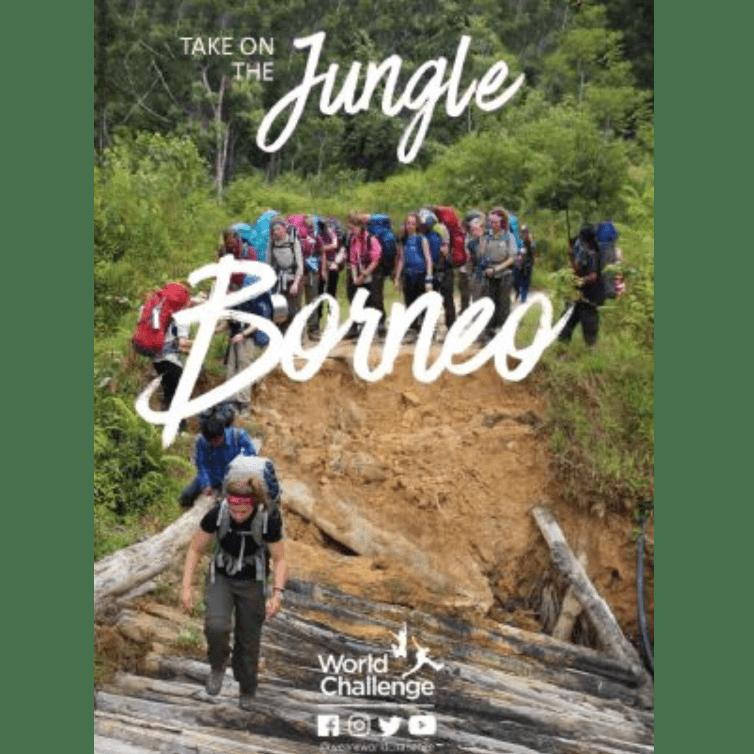 World Challenge Borneo 2019 - Georgina Badham