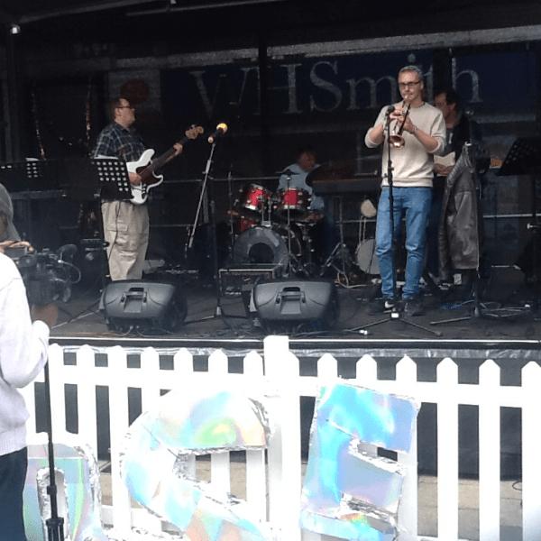 Community Outdoor Music Concert