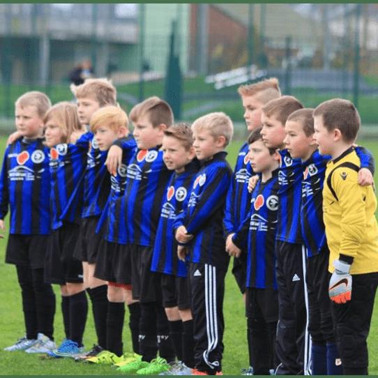 Ravenstone Football