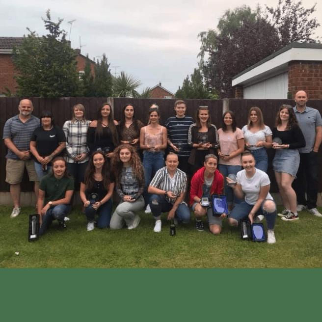 Shrewsbury Junior Ladies