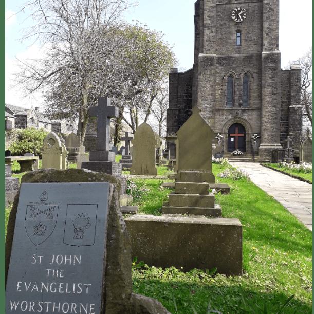 St John the Evangelist Church, Worsthorne