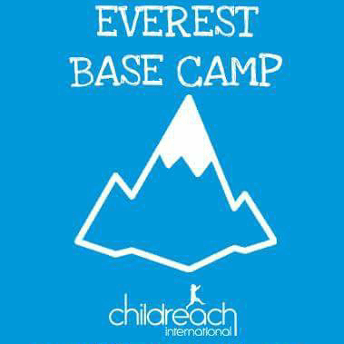 Childreach International Everest Base Camp Challenge 2017 - Shu Omi
