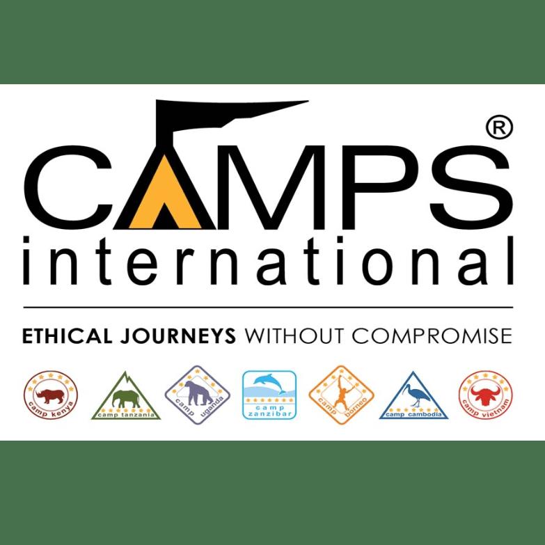 Camps International Uganda 2019 - Krystal Furness cause logo