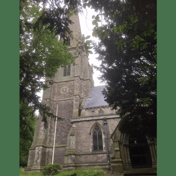 St Mark's Church Worsley
