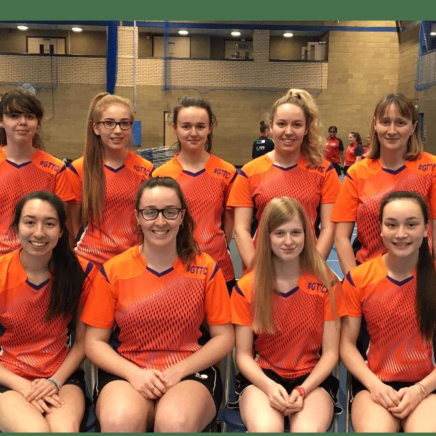 Glenburn Women's British League Teams