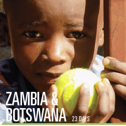 Outlook Expedition Zambia & Botswana 2019 - Cate Davison
