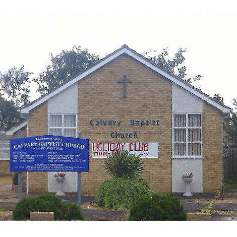 Calvary Baptist Church, Spalding