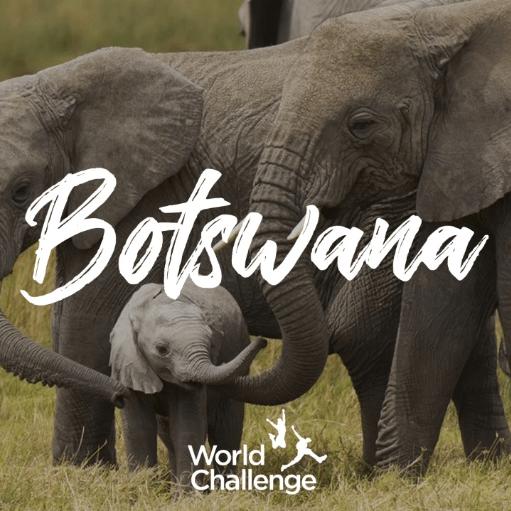 World Challenge Botswana 2020 - Lily Brown