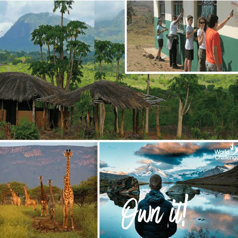 World Challenge Africa 2021 - Ava Marfitt