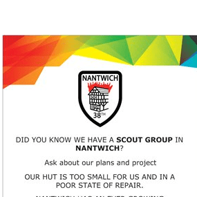 38th South West Cheshire Scouts Nantwich