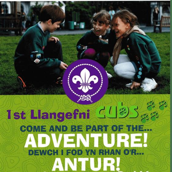 1st Llangefni Cub Scouts