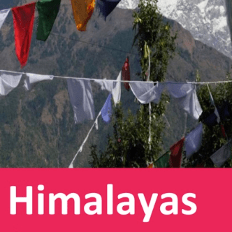 Global Action Himalayas India 2021 - Ollie Brown