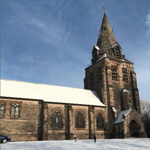 St Chads Church Leek