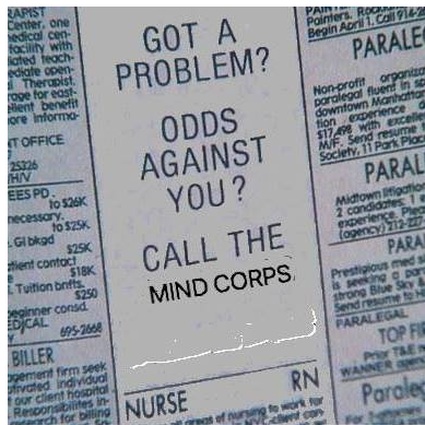 The Mind Corps CIC