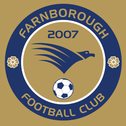 Farnborough Football Club cause logo