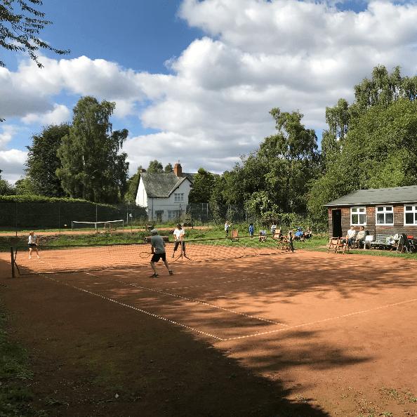 Moorpool Tennis Club