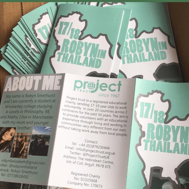 Project Trust Thailand - Robyn Smethurst