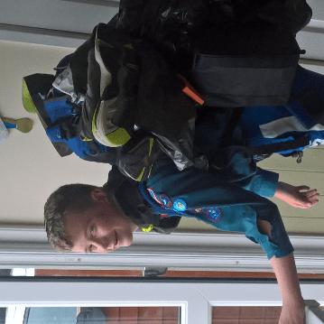 World Scout Jamboree USA 2019 - Jacob Andrews