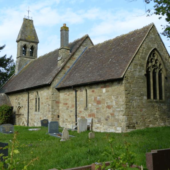 St Mary's Church - Billingsley