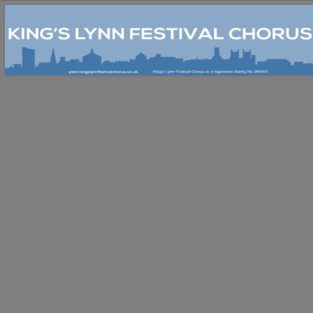 King's Lynn Festival Chorus