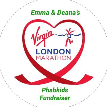 Emma's London Marathon 2020 for Phab