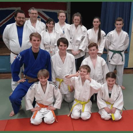 Court Lane Judo Club