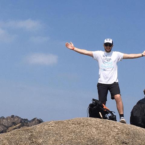 Dig Deep for Kilimanjaro 2020 - Thomas Phillips