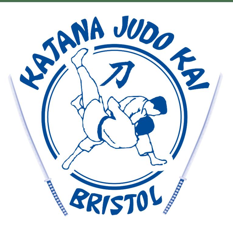 Katana Judo Kai cause logo