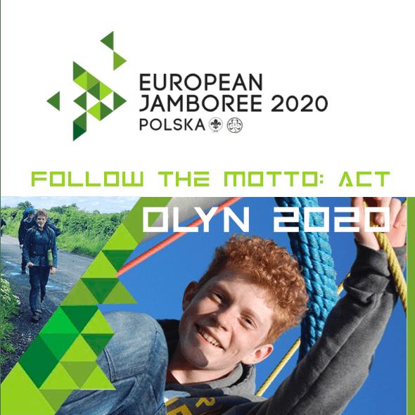 European Jamboree  Polska 2020 - Olyn Brady