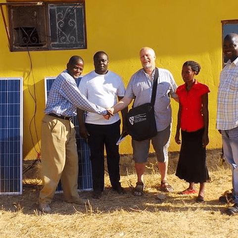 Giakonda Solar Schools