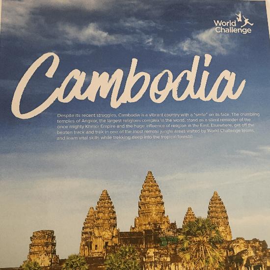 World Challenge Cambodia 2019 - Mia Cunningham