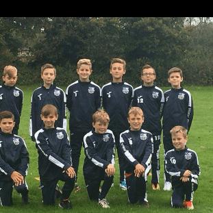 FC Salisbury Under 11s