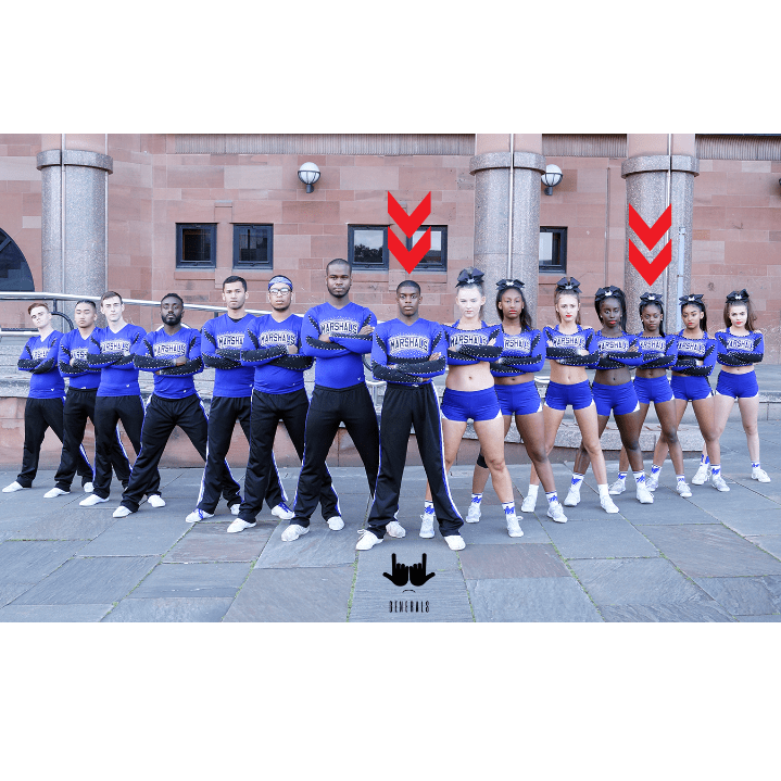 Cheerleading Worlds Competition 2018 - Jaiden & Nia Odle