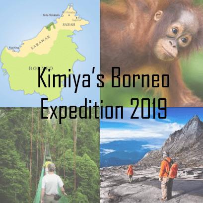 Outlook Expedition Borneo 2019 - Kimiya Lal