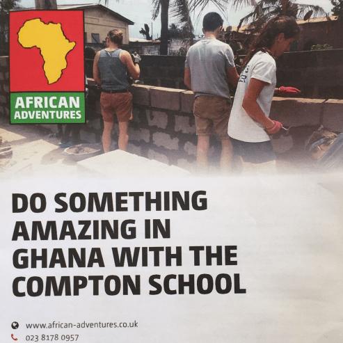 African Adventures Ghana 2017 - Alex Ellis