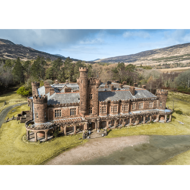 Kinloch Castle Friends Association