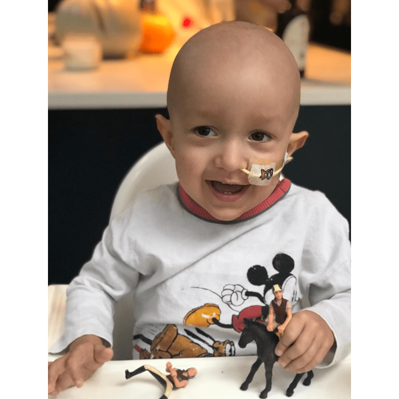 Teddy Mascaro - neuroblastoma treatment