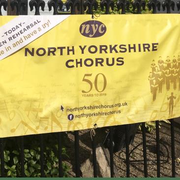 North Yorkshire Chorus