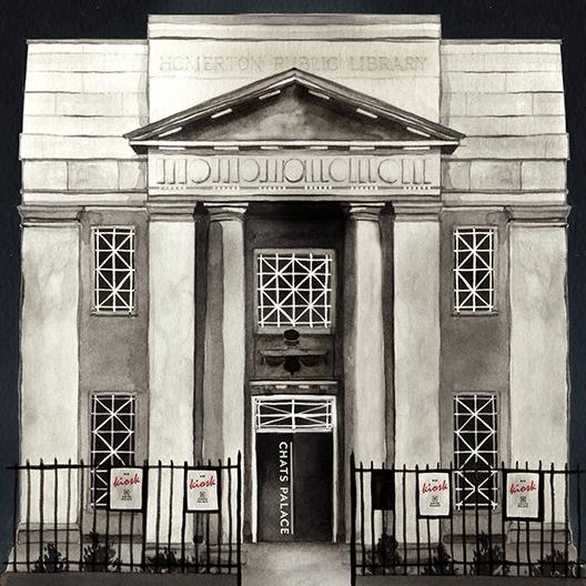 Chats Palace Arts Centre
