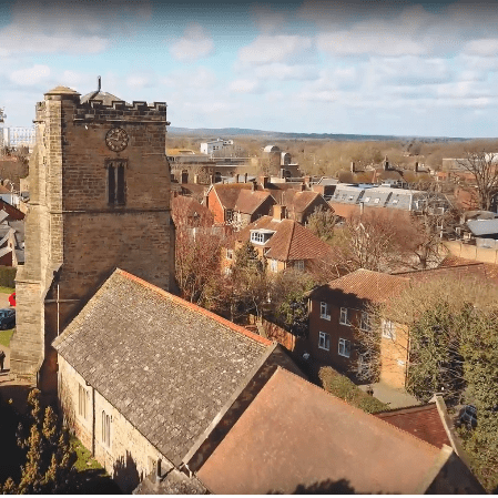 St John The Baptist Church -  Crawley