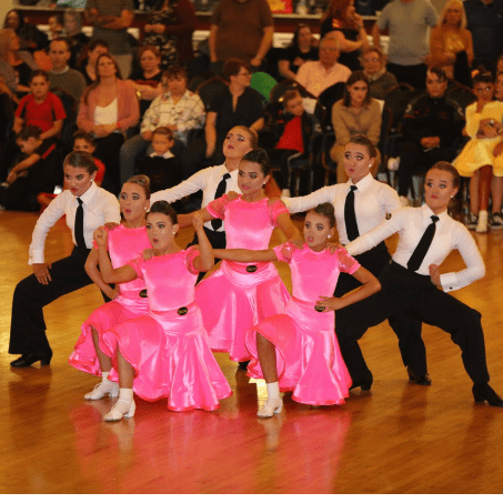Dance Unity Formation Teams