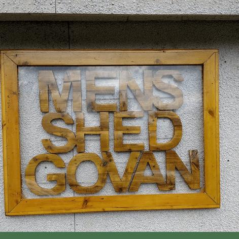 Men's Shed Govan Glasgow
