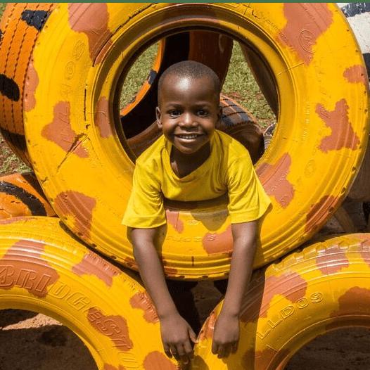 East African Playgrounds Uganda 2018 - Lewis Wardale