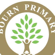 Bourn Primary Academy cause logo