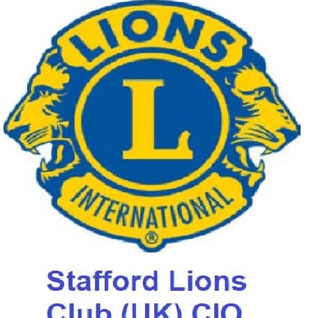 Stafford Lions Club CIO UK