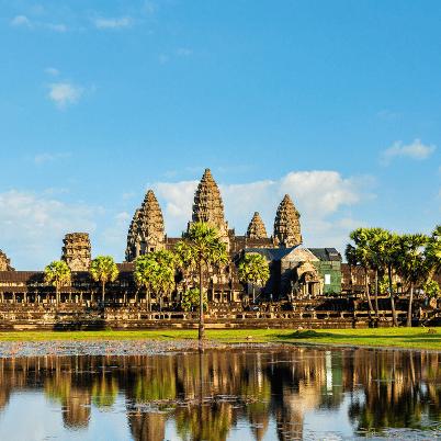 True Adventure Cambodia/Vietnam 2020 -Tom O'Brien