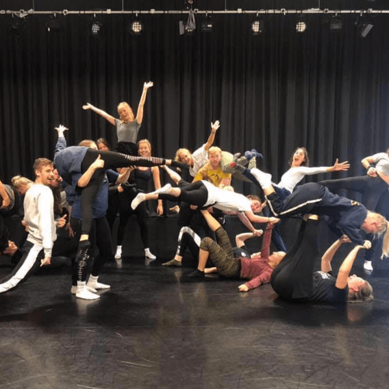All Out Dance Company
