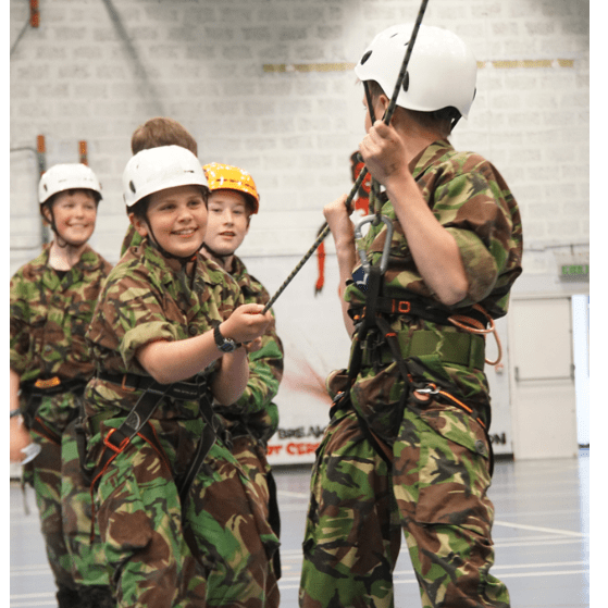 Penair Combined Cadet Force